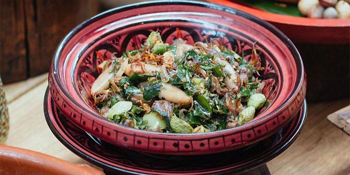 Dish 2 at Kayu Kayu Restaurant