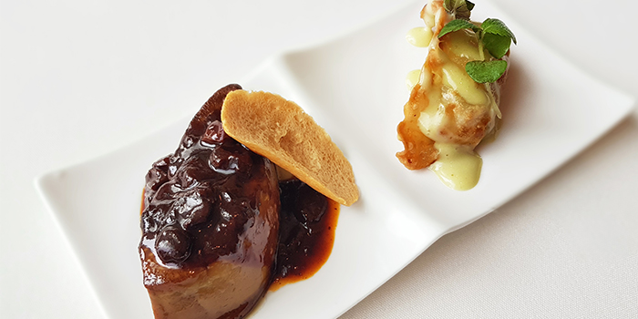 Foie Gras and Gyoza (1-30 Sep) from Lawry