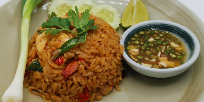 Fried Rice from Krua Banleng 33 at 28 Soi Sukhumvit 31 Khlong Tan Nuea, Khet Watthana Bangkok