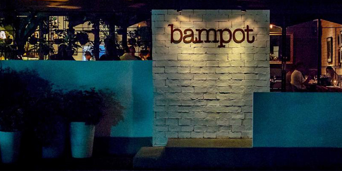 Front from Bampot Kitchen & Bar in Cherngtalay, Phuket, Thailand