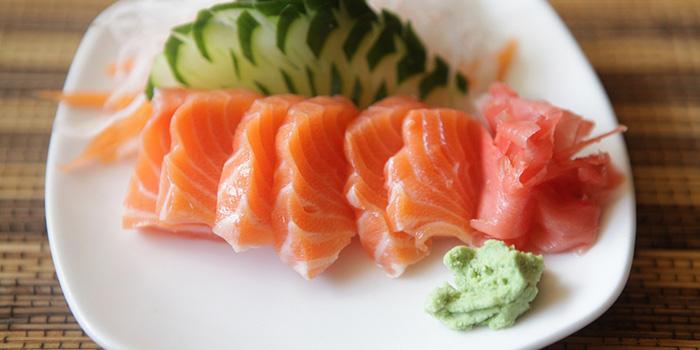 Salmon from Oishi Tei, Jimbaran, Bali