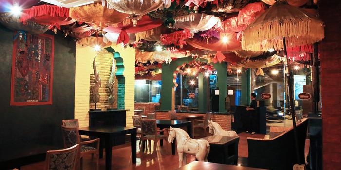 Interior 1 at Indian Tandoor, Jimbaran