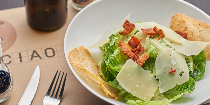 Insalata Mista from Ciao Pizza at Sitthi Vorakij Building 1st floor, Soi Phiphat, Silom Bangkok