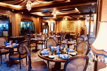 Interior 2 of Bawarchi Rooftop at Solitaire Hotel Bangkok (Rooftop 16th Floor) 75/23 Sukhumvit Soi 13 Klongtoey-Nua Bangkok