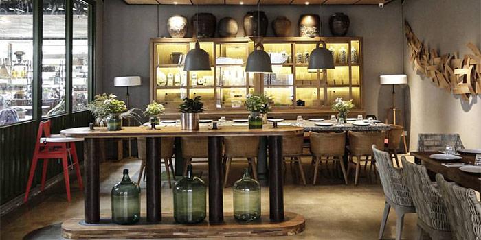 Interior 1 at Kayu Kayu Restaurant