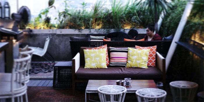 Interior 2 at Awan Lounge