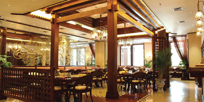 Interior 2 at Harum Manis
