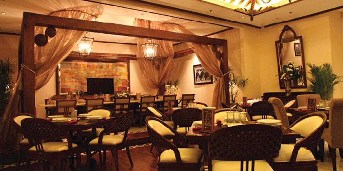Interior 1 at Harum Manis