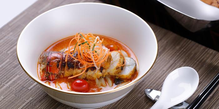 Dish 1 at Palm Court, Four Seasons Hotel Jakarta