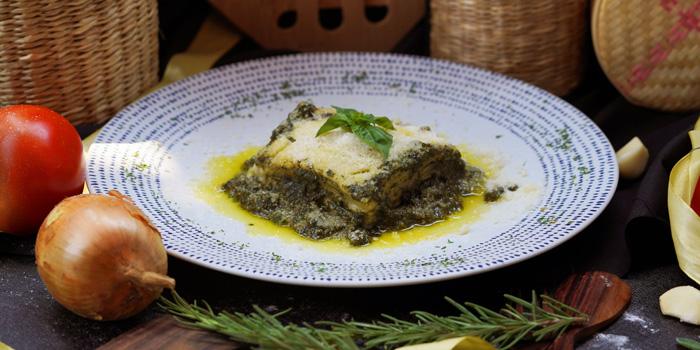Dish 4 from Mamma Rosy in Kemang, Jakarta