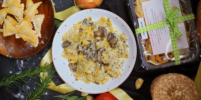 Dish 6 at Mamma Rosy, Kemang