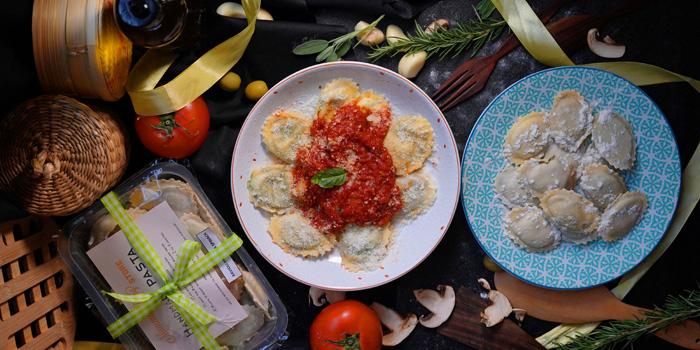 Dish 5 at Mamma Rosy, Kemang