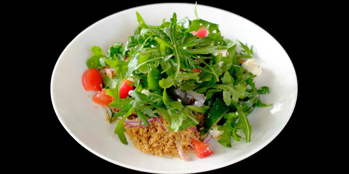 Mediterranean Quinoa Salad at The Village, Sanur