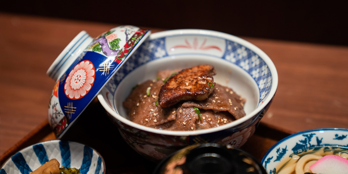 Mini Japanese Wagyu Foie Gras Don, KAIYŌ, Tsim Sha Tsui, Hong Kong