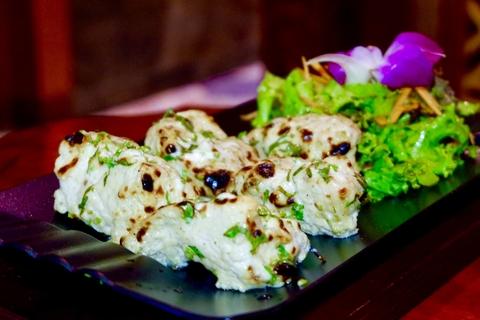 Murgh Malai Kebab from Bawarchi Rooftop at Solitaire Hotel Bangkok (Rooftop 16th Floor) 75/23 Sukhumvit Soi 13 Klongtoey-Nua Bangkok