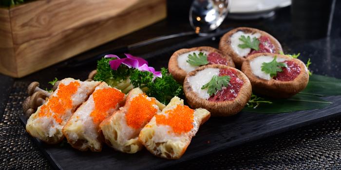 Mushroom, Taiwanese Hot Pot (Kyoto Plaza), Causeway Bay, Hong Kong