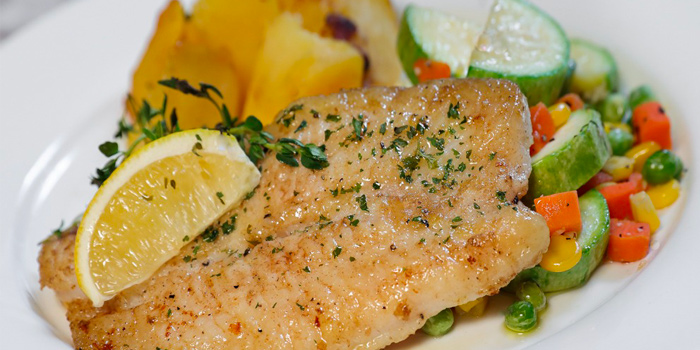 Pan-Fried Chilean Sea Bass, The 50