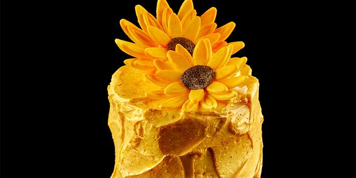 Petite Caramel Sunflowers, Van Gogh Senses, Tsim Sha Tsui, Hong Kong