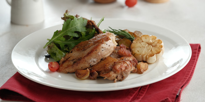 Pollo Alle E Rosmarino at Bianco Sapori D