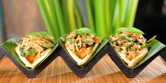 SB Tofu from Ginger Moon in Seminyak, Bali