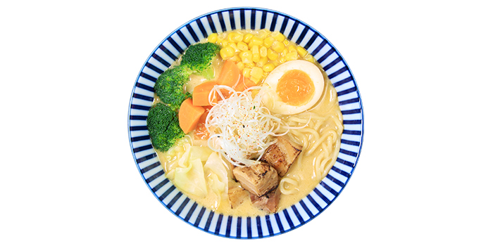 Miso Ramen from ATO at Wilkie Edge in Dhoby Ghaut, Singapore