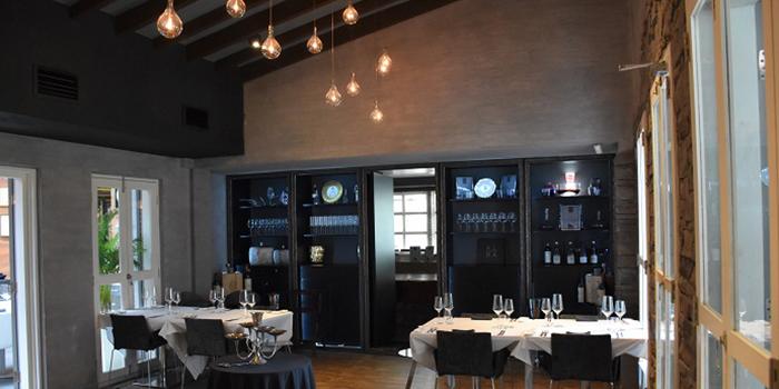 Dining Area of ALBA 1836 Italian Restaurant in Duxton, Singapore