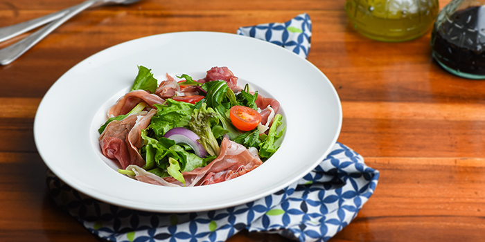 Proscuitto Salad from Amano in Bukit Timah, Singapore