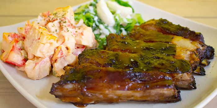 Ribs from Charco