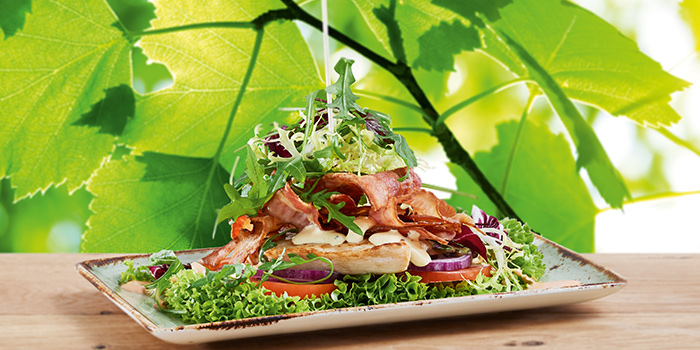 Geselle from Hans Im Gluck German Burgergrill (VivoCity) at VivoCity in HarbourFront, Singapore
