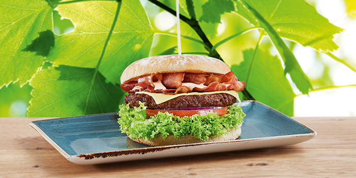 HANS IM GLÜCK German Burgergrill (VivoCity)