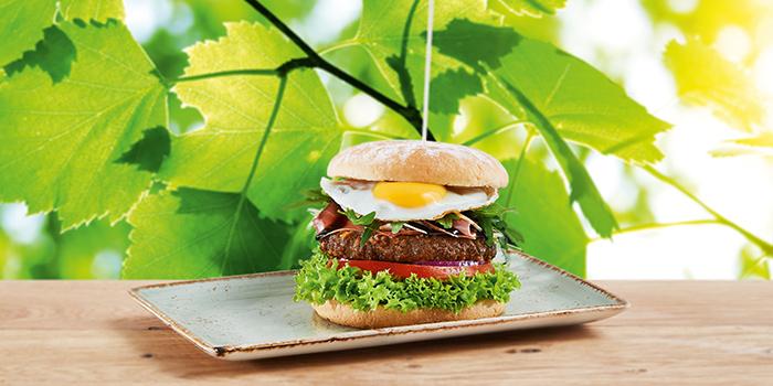 Kraftpaket from Hans Im Gluck German Burgergrill at Republic Plaza in Raffles Place, Singapore