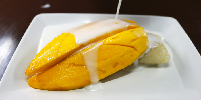 Mango Sticky Rice from Joe