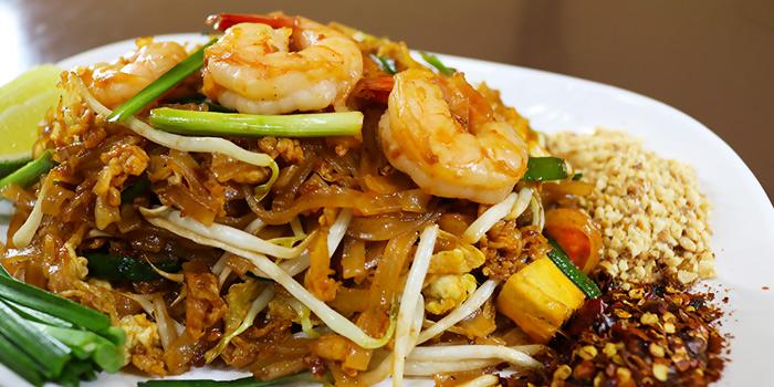 Phad Thai from Joe