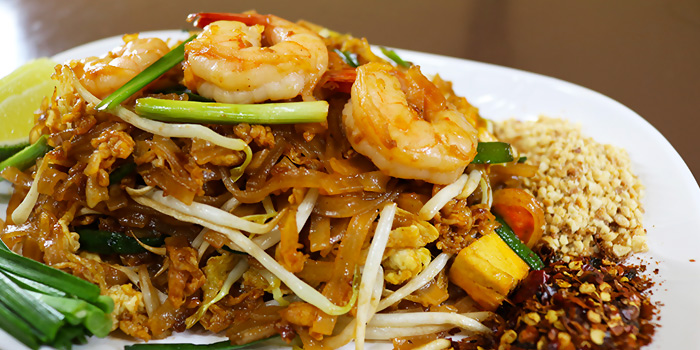 Phad Thai from Joe
