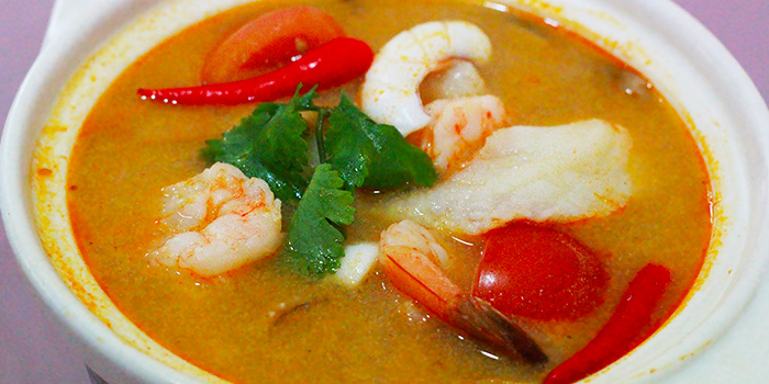 Tom Yum Nam Kone from Joe
