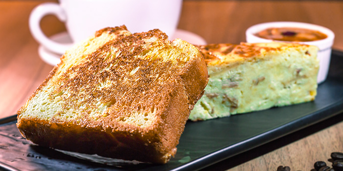 French Toast from Little Lazy Lizard in Bukit Timah, Singapore