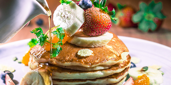 Homemade Pancakes from Little Lazy Lizard in Bukit Timah, Singapore