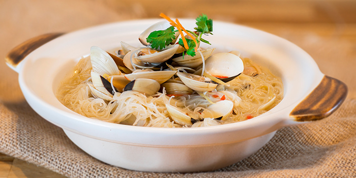 Clam Bee Hoon from No.3 Crab Delicacy (Orchid Country Club) at Orchid Country Club in Yishun, Singapore