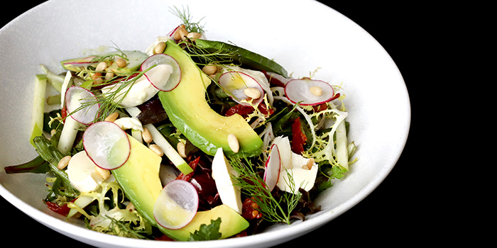 Mesclun Green Salad from Otto