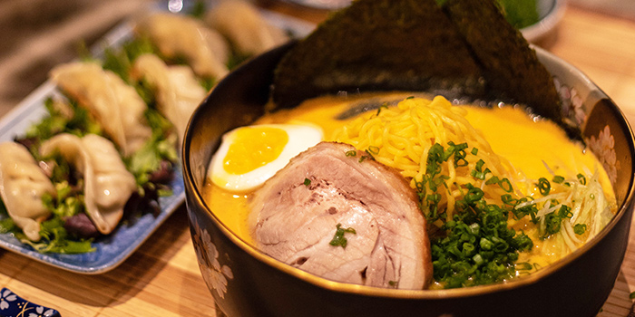 Uni Ramen from Picnic Food Park at Wisma Atria in Orchard Road, Singapore