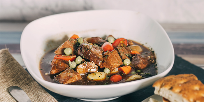 Hearty Beef Stew from TAP Craft Beer Bar (One Raffles Link) at One Raffles Link in Promenade, Singapore