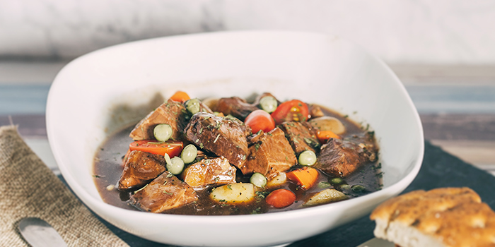 Hearty Beef Stew from TAP Craft Beer Bar (Raffles City) at Raffles City Shopping Centre in City Hall, Singapore