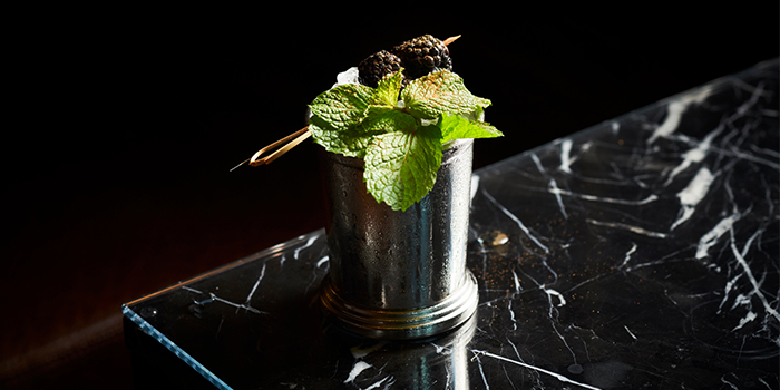 Mojito from The Bar at 15 Stamford at The Capitol Kempinski Hotel Singapore in City Hall, Singapore