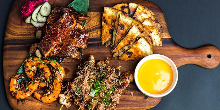 Butcher Block from Viio Gastropub Restaurant & Bar in Balestier, Singapore