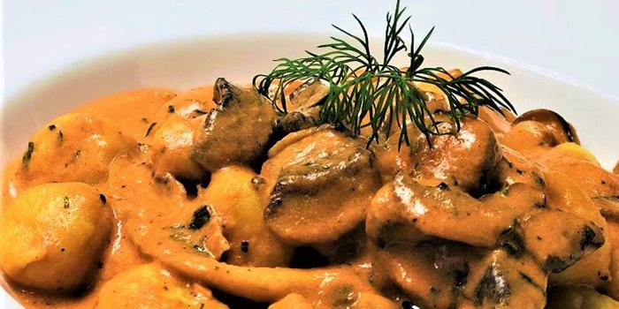 Set Lunch Gnocchi from ALBA 1836 Italian Restaurant in Duxton, Singapore