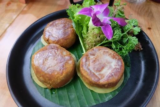 Shami (Lamb) Kebab from Bawarchi Rooftop at Solitaire Hotel Bangkok (Rooftop 16th Floor) 75/23 Sukhumvit Soi 13 Klongtoey-Nua Bangkok