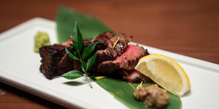 Slow-cooked Baby Beef Ribs, KAIYŌ, Tsim Sha Tsui, Hong Kong