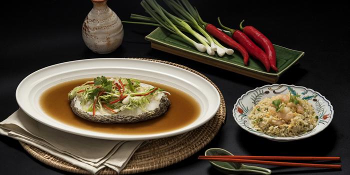 Snow Fish from East Ocean Chinese Restaurant at SC Park Hotel 474 Soi Ramkumhang 39 (thep-leela) Phlabphla Wang Thonglang District Bangkok
