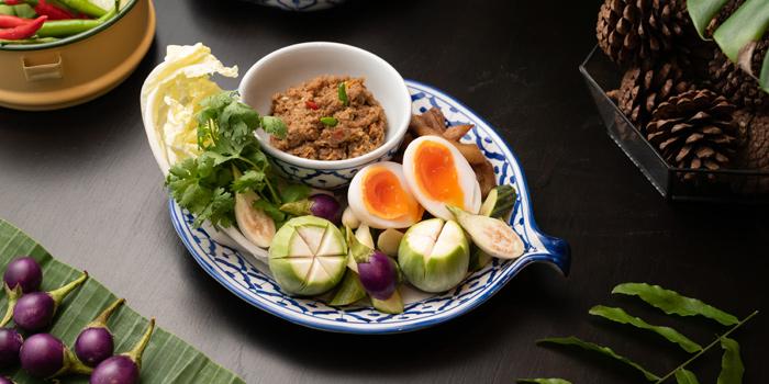 Special Dishes from Plu at 3 Soi Sathon 3 Thung Maha Mek, Sathon Bangkok