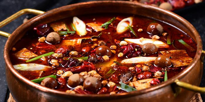 Spicy Soup, Taiwanese Hot Pot (Kyoto Plaza), Causeway Bay, Hong Kong